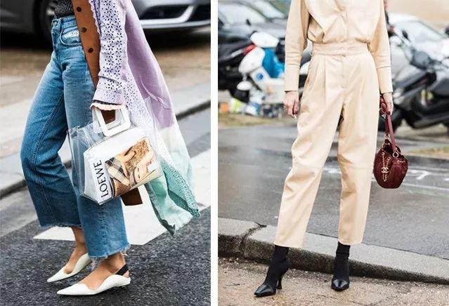别再穿阔腿裤了,2019最流行的4条裤子长这样!