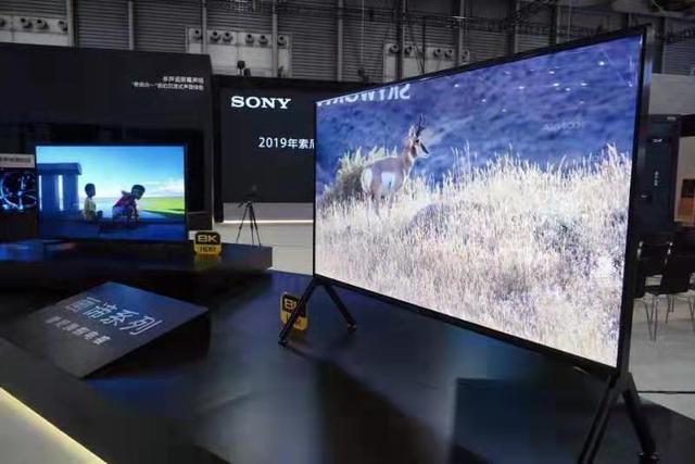 索尼画谛®电视新品中国首秀 全阵容影音娱乐产品重磅亮相2019AWE