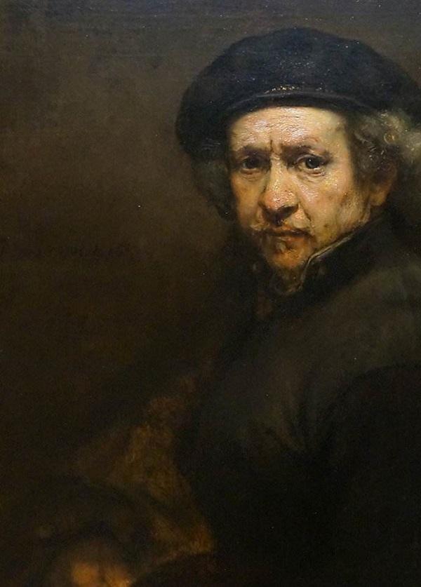 在芝加哥读伦勃朗肖像画:精湛笔法呈现的那些人性深处