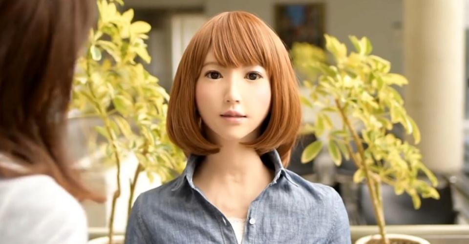 为什么日本在研究人工智能机器人