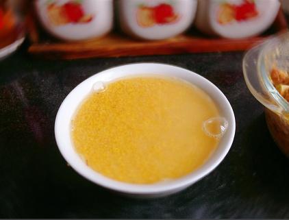 曲周民夫果小米:小米冬笋肉肉丸
