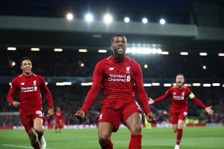 利物浦4-0总分4-3逆转巴萨 杀进欧冠决赛