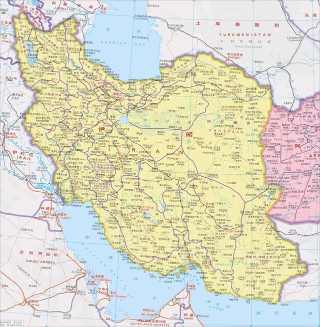 伊朗人口3千万时嫌多,9千万人口却嫌少