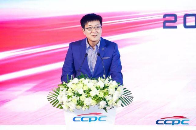 中汽摩联总经理张涛