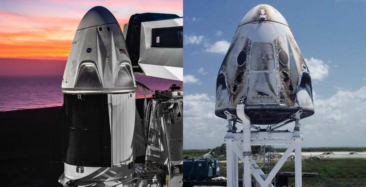 原因确定!SpaceX公司声明,是故障阀门引发了天龙号飞船的爆炸
