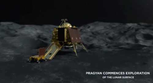印度发射月船2号 欲紧跟中国冲击软着陆月球第四国