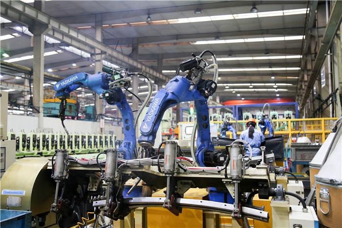 """【科技无锡】智能制造新工业,创造无锡的""""绯红黎明"""""""