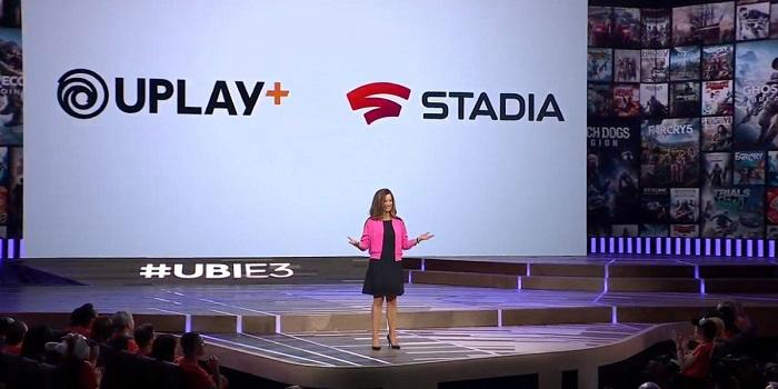育碧表示支持 Stadia 云游戏只是小菜一碟