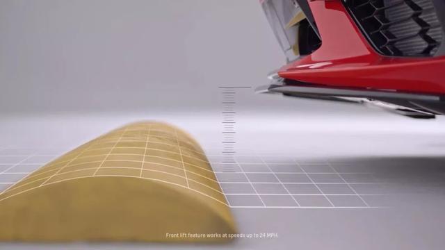 科尔维特C8正式发布,前置变中置,百公里仅需3秒