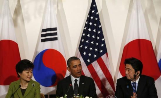 日本坚决制裁,韩国强烈抵制,美国袖手旁观,美日韩是啥同盟关系