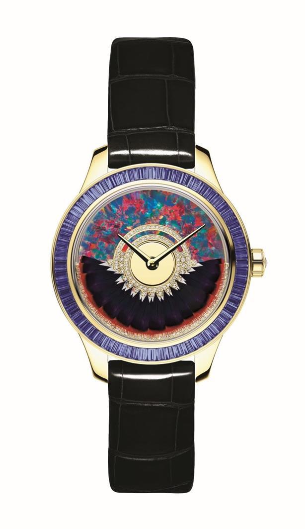 Dior Supernatural 系列顶级腕表