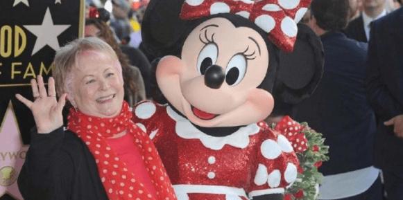 迪士尼配音演员去世享年75岁,米妮永远失去了她的声音