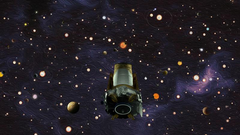 """""""晚安"""",開普勒太空望遠鏡正式退役"""