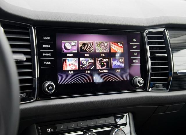 斯柯达又一款新SUV来了20万的价格还有四驱
