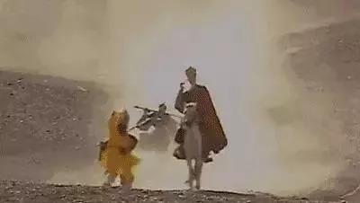 白龙马武术表演视频图片