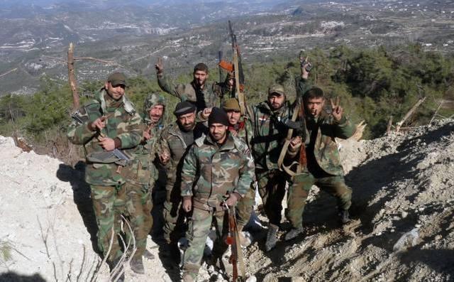 待遇太差只能强制征兵 叙军抓捕6名拒服兵役男子