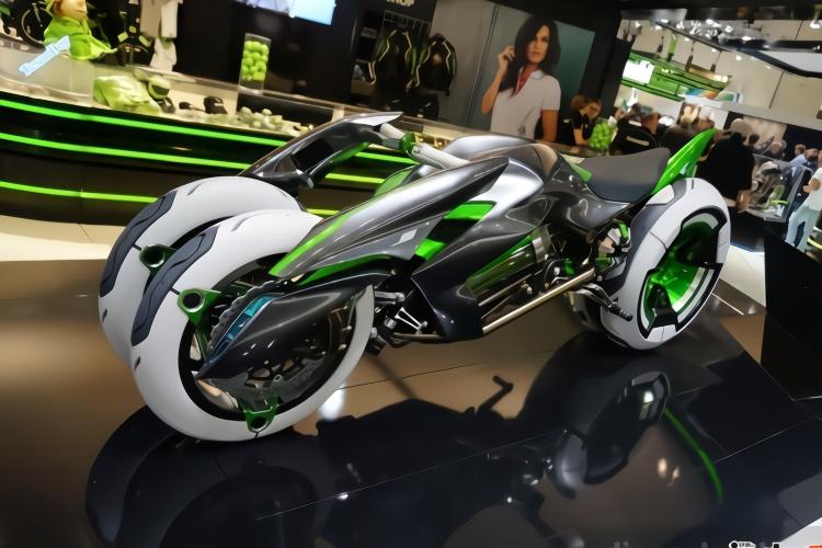 都说日本摩托车质量好,先进!看完这款摩托车你敢不信吗?