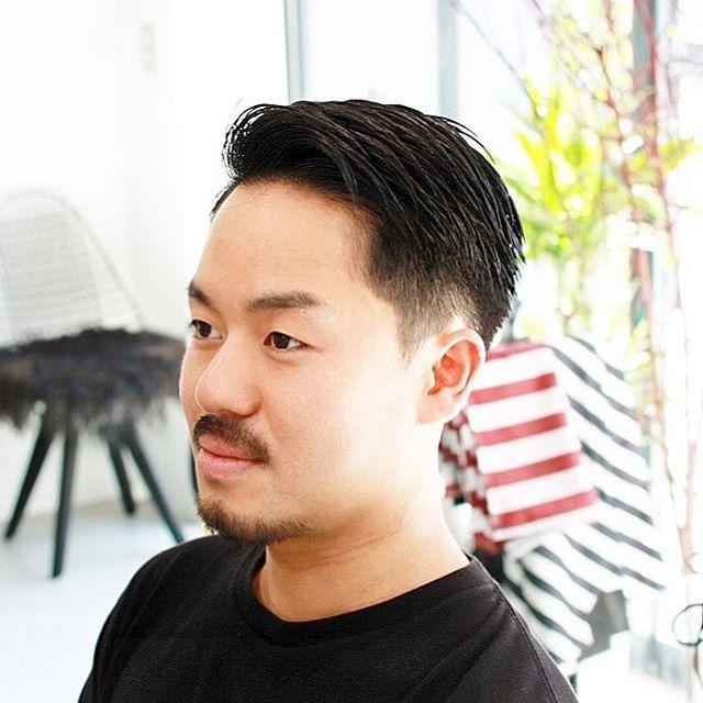 最流行的10款男士发型,男士就应该剪这样的发型图片