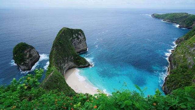 千岛之国 千岛之国印度尼西亚 美景天堂数不胜数