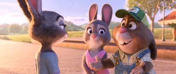 电影推荐之《疯狂动物城》,坚持梦想的兔子与令人感动