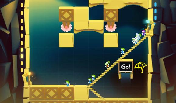澳门银河app: 原问题:又能玩了 经典益智游戏Lemmings回归! 【手机中国消息】索尼和Sad Puppy宣布了专门为Android和iOS筹备的Lemmings游戏的简朴名称