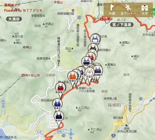 箱根山岳险天下丨翻过这座山他们就会听到你的故事