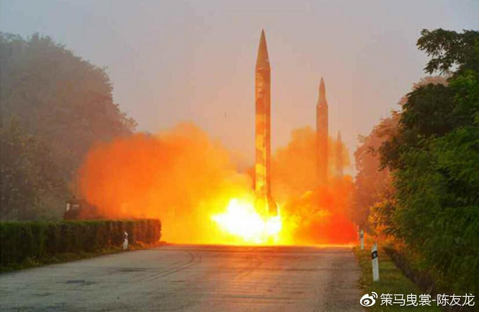 朝鲜火星7导弹