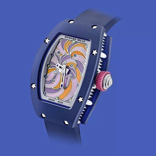 理查德米勒手表回收多少钱,二手腕表回收价格行情怎么样
