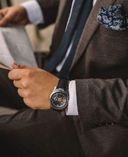 情趣几百万的价格腕表,用起来有多a情趣?情趣key图片