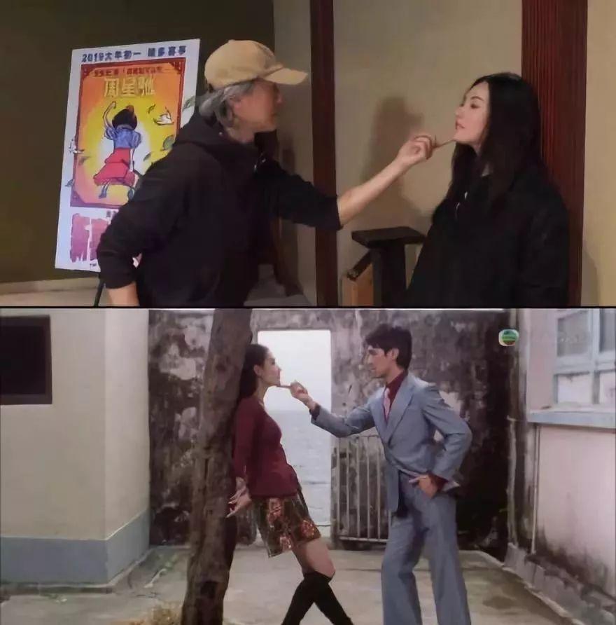 """周星驰张柏芝重聚:一句""""我养你""""20年后才看懂"""
