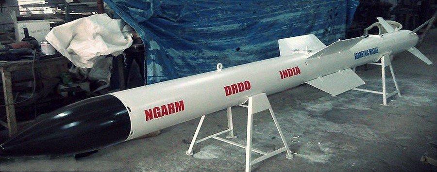 反辐射导弹哪家强?印度:我们完全不需获取目标信号