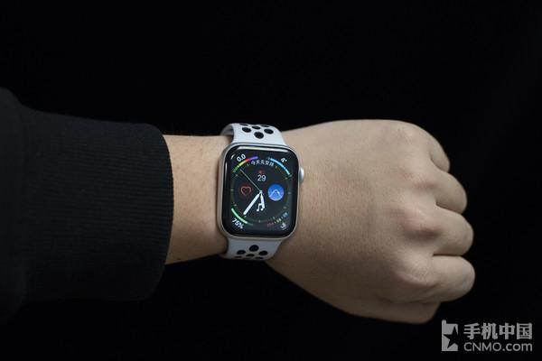 用科技手段了解自己的身体 Apple Watch Series 4体验