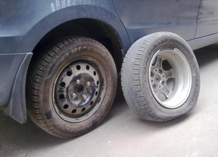 宽、窄轮胎的差距有多大?听维修师傅一说,车主:难怪宝马卖得贵