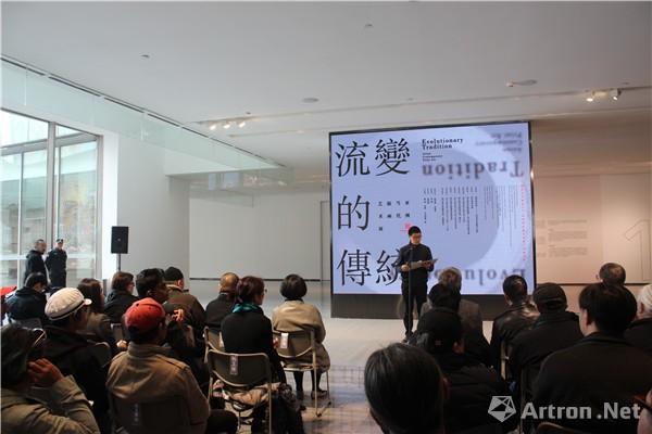 """""""流变的传统——亚洲当代版画艺术展""""川美开幕"""