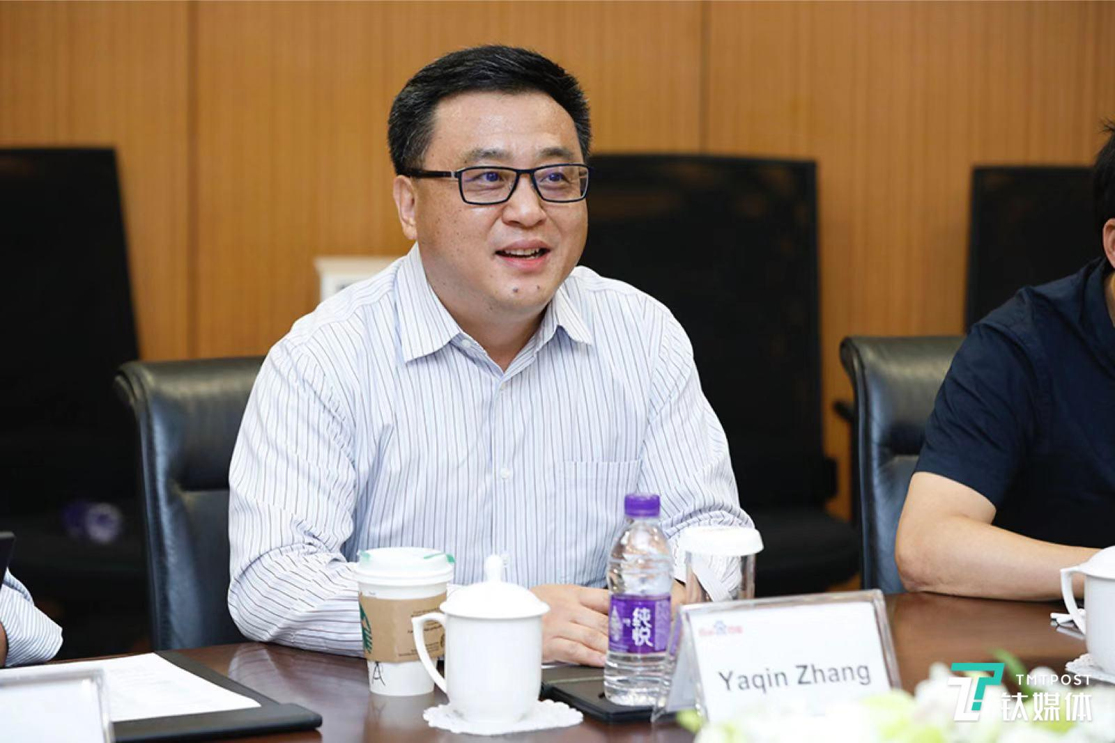 百度推出高管退休计划,张亚勤将于十月退休