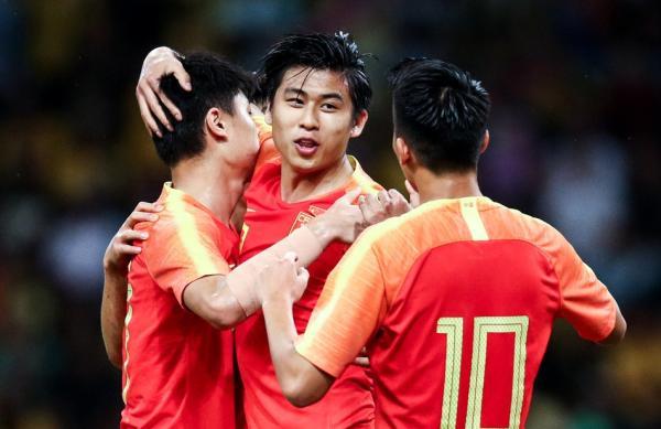 中国足球真不比泰国马来西亚强 冲击东京希望不大