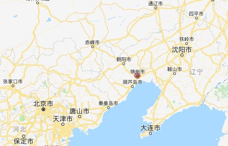 """遼寧錦州,位于遼寧省的西南部,""""遼西走廊""""東部,是連接華北和東北圖片"""