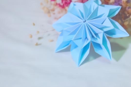 折纸凤凰的步骤图解