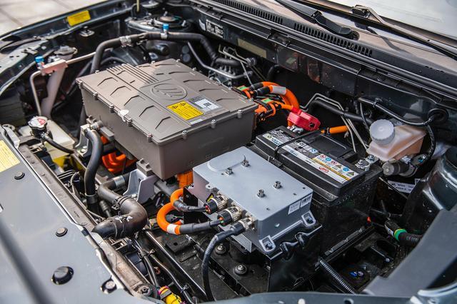 新能源汽车电机的风冷和水冷有何区别?