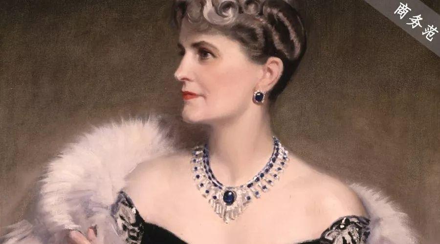 她才是顶级珠宝VVVIP,美国曾经最有钱女人