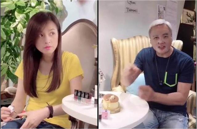 """林瑞阳家庭地位低是""""妻管严"""",偷吃蛋糕被老婆张庭眼神秒杀"""