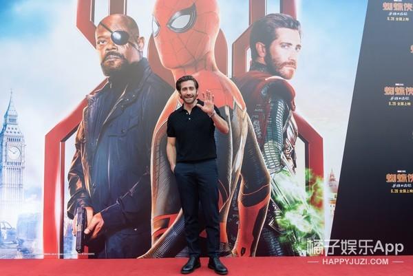 《蜘蛛侠:英雄远征》中国颁布会 主创挥动战旗大秀中国风脱产学习是什么意思