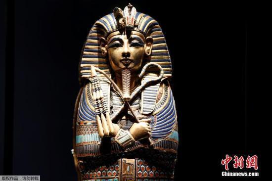 英国佳士得将拍卖疑似法老头像埃及官方呼吁归还