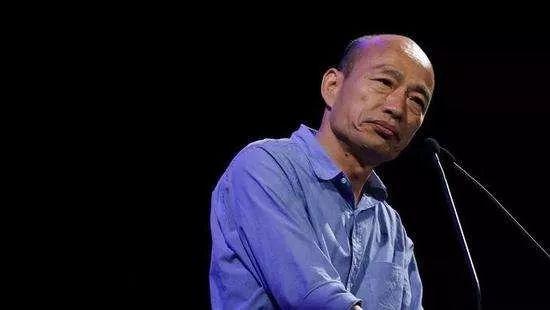 绿营锁定韩国瑜 声称若韩赢国民党初选就发动罢免