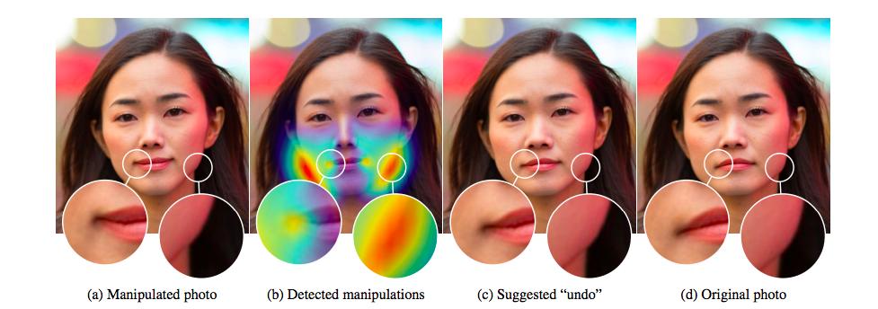修图鼻祖 Adobe 做了个算法,能找出人像中的「