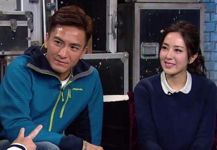 TVB花旦刚告白马国明,回身就跟富豪回家了留宿,新女友坐享三亿身价