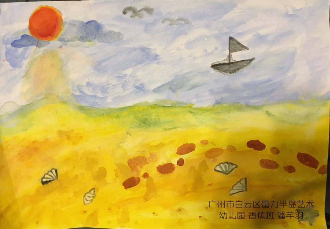 童画的献礼 - 2019许钦松少儿创艺奖总评选暨颁奖典礼倒计时