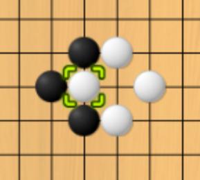 三分钟学会下围棋