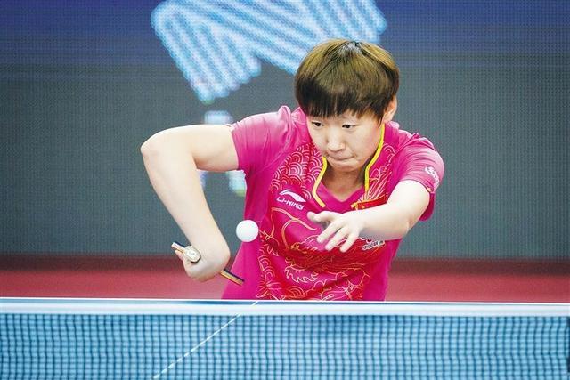 全锦赛27日赛事预告,林高远王曼昱冲击混冠,梁靖崑开启卫冕路