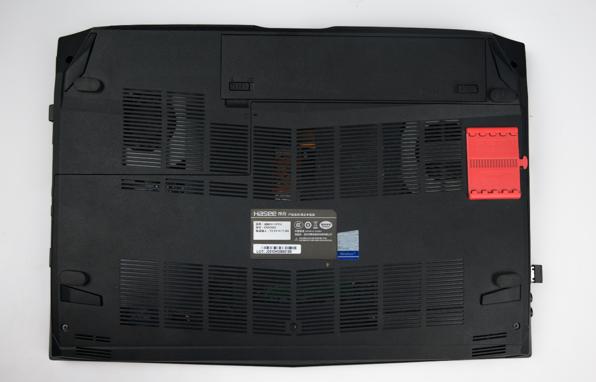 笔记本加装固态打造黑苹果+WIN双系统,雷克沙NS100升级体验